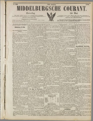 Middelburgsche Courant 1903-05-30
