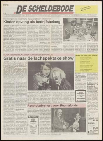 Scheldebode 1991-06-26