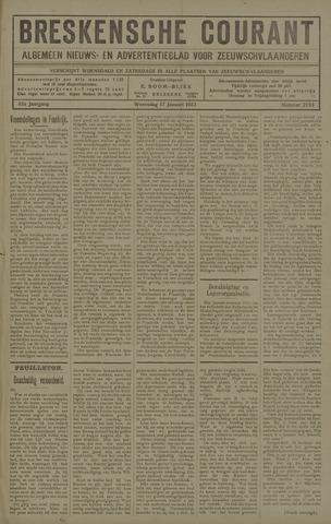Breskensche Courant 1923-01-17