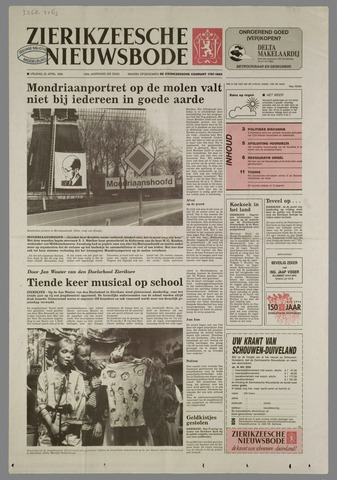 Zierikzeesche Nieuwsbode 1994-04-22