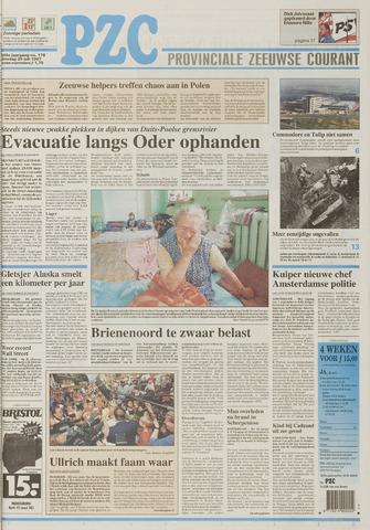 Provinciale Zeeuwse Courant 1997-07-29