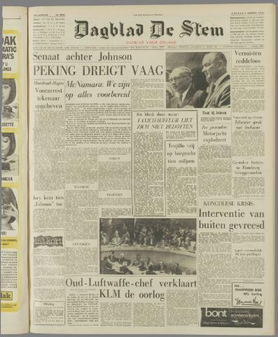de Stem 1964-08-07