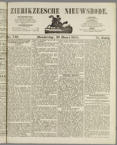 Zierikzeesche Nieuwsbode 1851-03-20