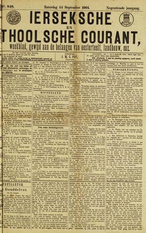 Ierseksche en Thoolsche Courant 1901-09-14