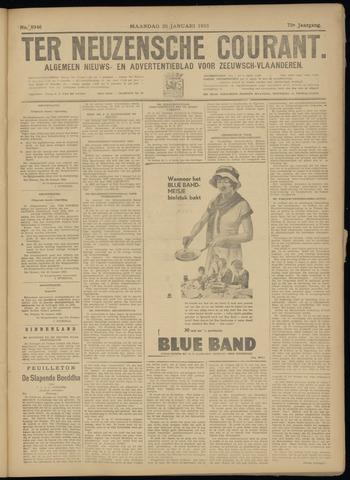 Ter Neuzensche Courant. Algemeen Nieuws- en Advertentieblad voor Zeeuwsch-Vlaanderen / Neuzensche Courant ... (idem) / (Algemeen) nieuws en advertentieblad voor Zeeuwsch-Vlaanderen 1933-01-30