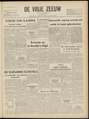 de Vrije Zeeuw 1952-08-08