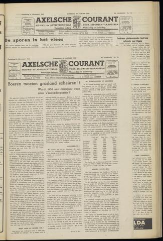 Axelsche Courant 1952-01-16