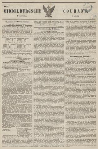 Middelburgsche Courant 1852-06-03