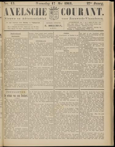 Axelsche Courant 1911-05-17