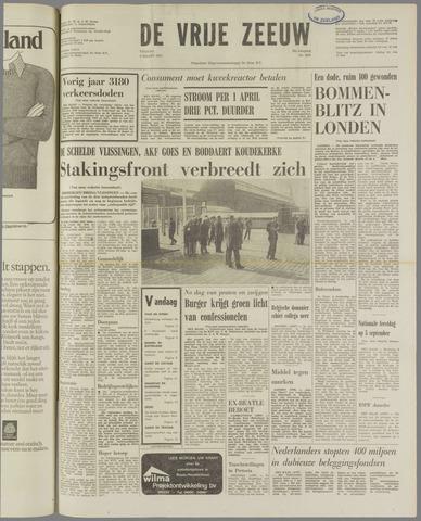 de Vrije Zeeuw 1973-03-09