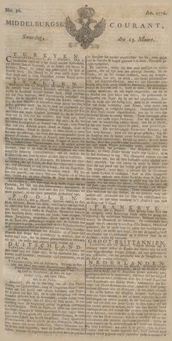 Middelburgsche Courant 1776-03-23
