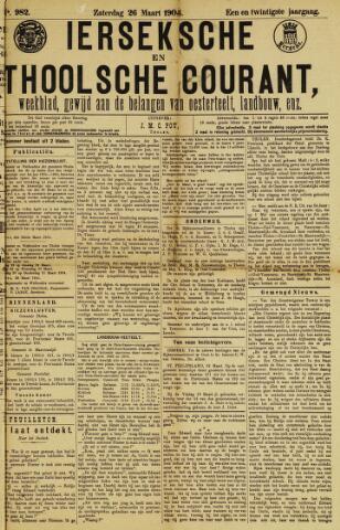 Ierseksche en Thoolsche Courant 1904-03-26