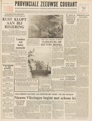 Provinciale Zeeuwse Courant 1967-03-31
