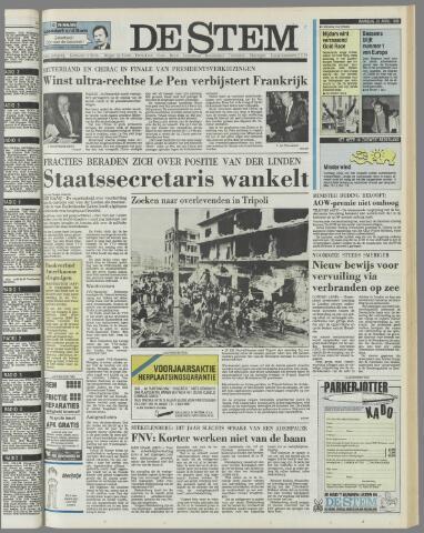 de Stem 1988-04-25