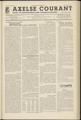 Axelsche Courant 1965-11-27