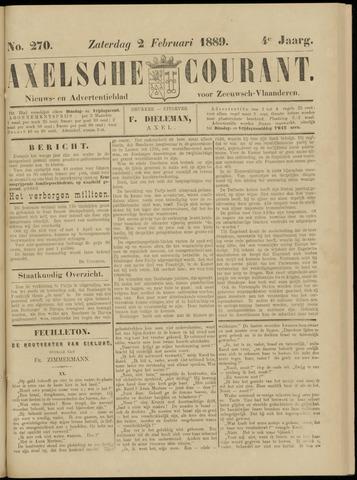 Axelsche Courant 1889-02-02