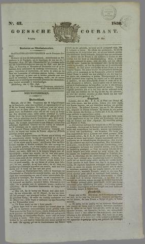 Goessche Courant 1836-05-27