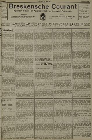 Breskensche Courant 1934-06-16