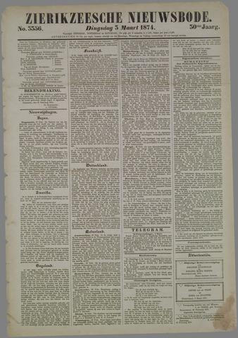 Zierikzeesche Nieuwsbode 1874-03-03