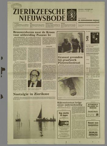 Zierikzeesche Nieuwsbode 1985-10-01