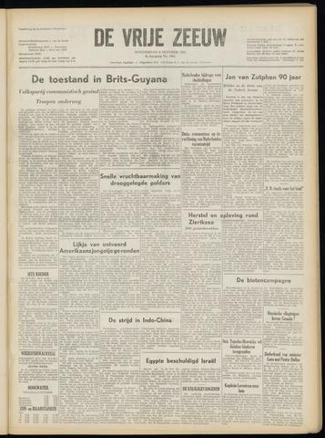 de Vrije Zeeuw 1953-10-08