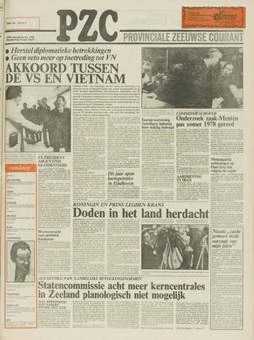 Provinciale Zeeuwse Courant 1977-05-05