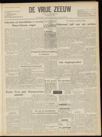 de Vrije Zeeuw 1954-11-12