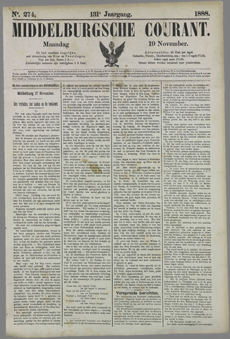 Middelburgsche Courant 1888-11-19