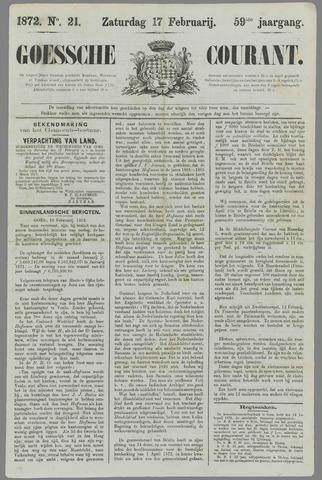 Goessche Courant 1872-02-17
