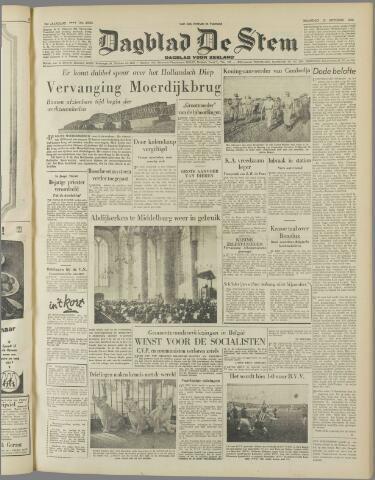 de Stem 1952-10-13