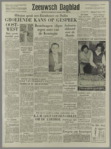 Zeeuwsch Dagblad 1959-01-19