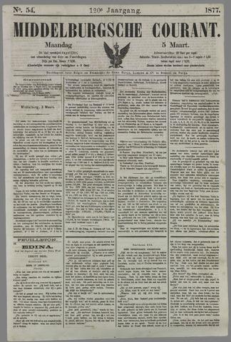 Middelburgsche Courant 1877-03-05
