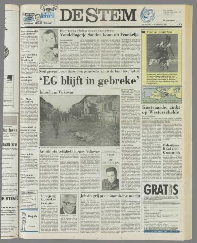 de Stem 1991-11-18