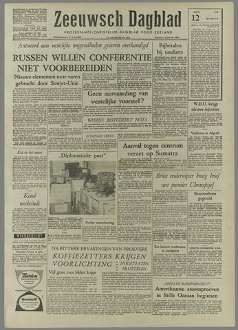 Zeeuwsch Dagblad 1958-04-12