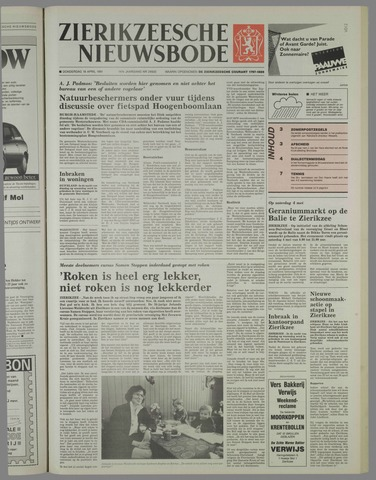 Zierikzeesche Nieuwsbode 1991-04-18