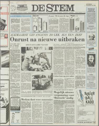 de Stem 1986-08-30
