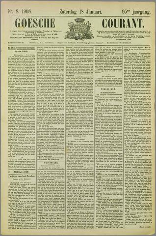 Goessche Courant 1908-01-18