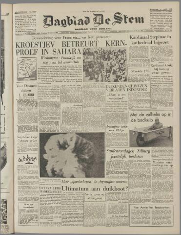 de Stem 1960-02-15