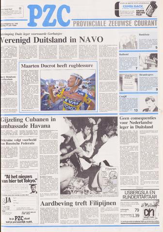 Provinciale Zeeuwse Courant 1990-07-17