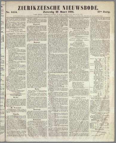 Zierikzeesche Nieuwsbode 1881-03-26