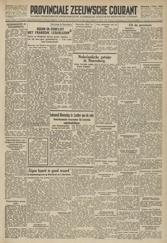 Provinciale Zeeuwse Courant 1946-02-04