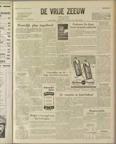 de Vrije Zeeuw 1959-05-15