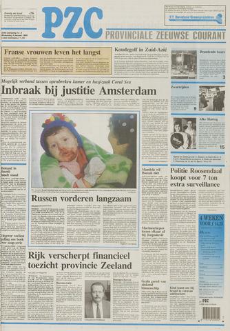 Provinciale Zeeuwse Courant 1995-01-04