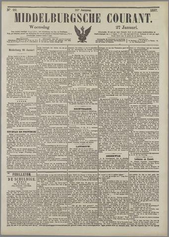 Middelburgsche Courant 1897-01-27