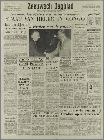 Zeeuwsch Dagblad 1960-08-17