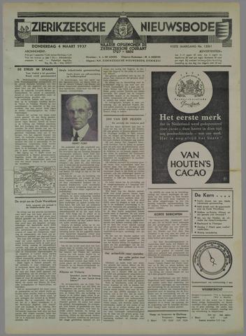 Zierikzeesche Nieuwsbode 1937-03-04