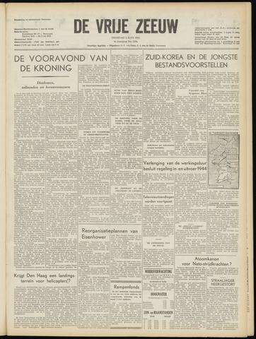 de Vrije Zeeuw 1953-06-02