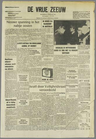 de Vrije Zeeuw 1969