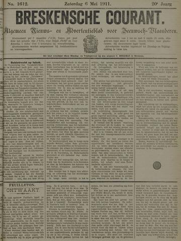 Breskensche Courant 1911-05-06