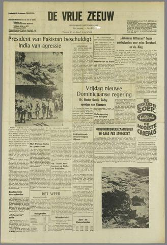 de Vrije Zeeuw 1965-09-02